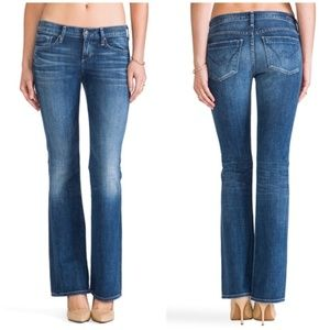 Citizens of Humanity DITA Petite Boot Cut Jeans 27